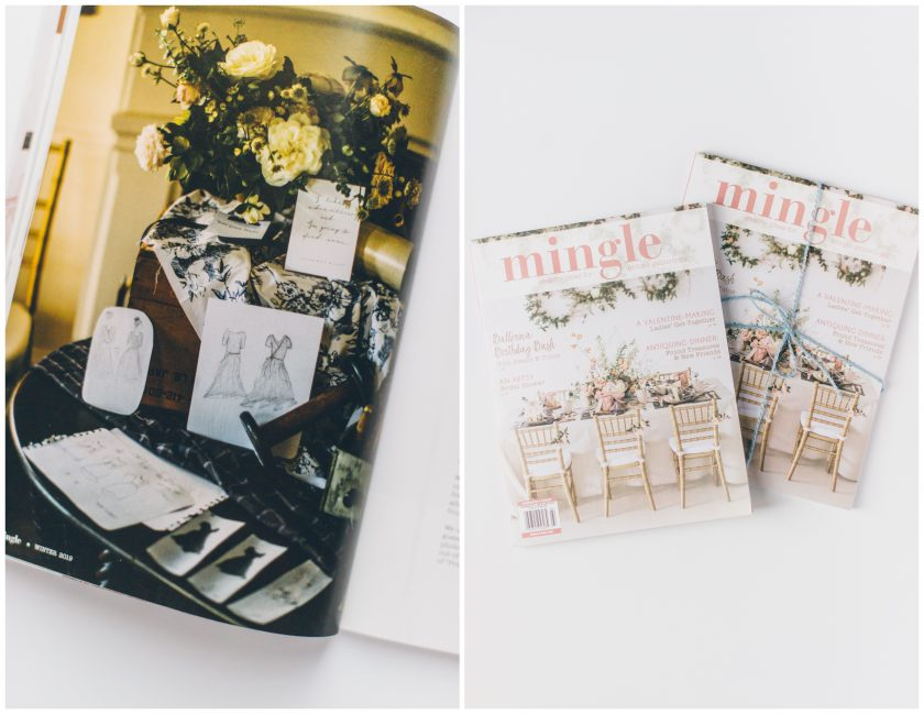 Virginia Dare Dress Co in Mingle Magazine